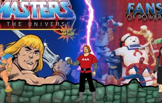 Fans Of Power #237 - MOTU '85 Debuts! ToyFare's Titanic Toy Tussle Reimagined & More!